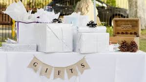 gifts to register for wedding ideas wedding gift register 9 things we wish wed known before