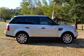 range rover sport silver 2007 range rover sport 4 2 supercharge 2575 youtube