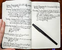 Wedding Program Dimensions Why You Should Journal Your Running