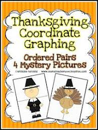 free thanksgiving turkey graphing activities two graphing pages