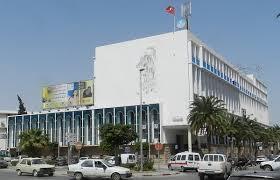 buildings of bab bhar sfax tunisia