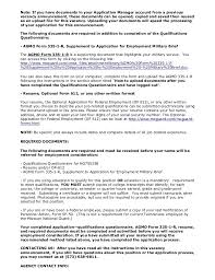 42a Job Description Resume by Ng755298 Human Resources Assistant Military Gs 05 06 07 Jefferso U2026