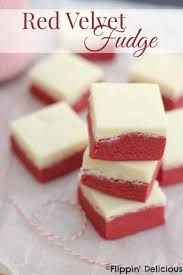 red velvet fudge recipe red velvet fudge fudge and frostings