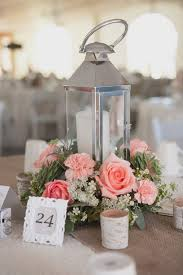table centerpieces ideas innovative lantern table decorations wedding 1000 ideas about