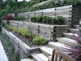 Landscape Ideas For Hillside Backyard Landscaping Ideas For Sloping Gardens U2013 Exhort Me
