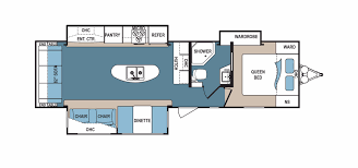 Rear Kitchen Rv Floor Plans by Dutchmen Denali Rvs For Sale Camping World Rv Sales