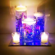 cordless christmas window candles wedding centerpiece floating