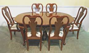 queen anne dining room set beautiful queen anne dining room chairs pictures home design