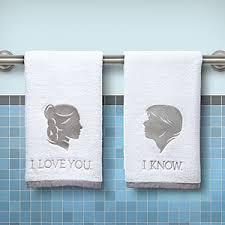 bathroom u0026 towels thinkgeek