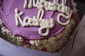 happy vegan birthday to me and a babycakes cake