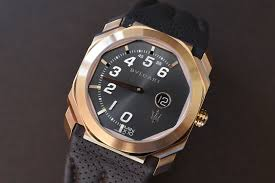 gold maserati logo hands on bulgari octo retro maserati gransport u0026 granlusso