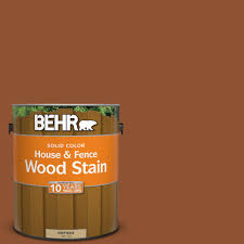 behr 1 gal sc 122 redwood naturaltone solid color house and