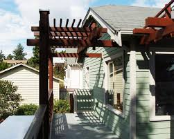 Trellis Seattle Custom Deck Builder Seattle Ventana Construction Washington State