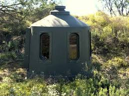 deer blind archives bow dome
