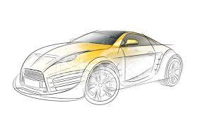 concept car sketch stock photos freeimages com