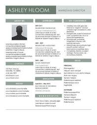 resume sles 2017 sales themes 22 contemporary resume templates free download