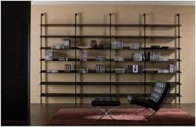 bookshelves units wall mounted shelving unit white soudas strut shelving is a wall