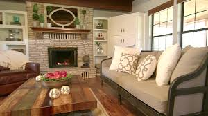 fixer upper on hgtv from scary to sensational video hgtv