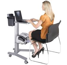 Laptop Desk Cart by Laptop Mobile Cart Lpc04 U2013 Ergonomic Corporation Hongkong Ltd