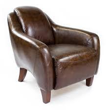 ledersessel design echtleder vintage sessel ledersessel design lounge clubsessel neu