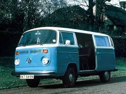 old blue volkswagen speedmonkey ode to the volkswagen camper van