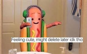 Hot Dog Girl Meme - th id oip pzoon0gngcgd1y0uk8xfiqhaen