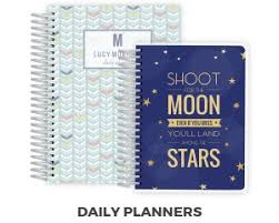 your own planner personalized planners custom planners 2018 planners
