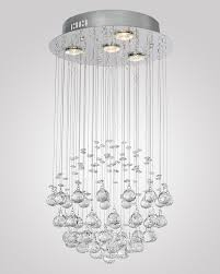 Flush Mount Chandeliers by Crystal Semi Flush Mount Lighting Advice For Your Home Decoration