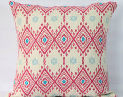 Sofa Pillow Cases Pink Throw Pillow Etsy