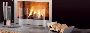 conmoto mentas glass fire screen modern glass fire screen