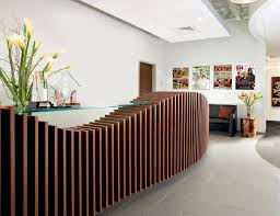 How To Build Reception Desk by Commercial Office Storage Solutions From California Closets