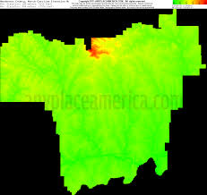 Henderson Colorado Map by Free Henderson County North Carolina Topo Maps U0026 Elevations