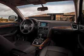 audi q5 interior 2013 audi q5 interior and i can t wait to carbon fiber dip some of the