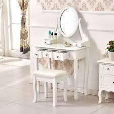 White Shabby Chic Dressing Table by Shabby Chic Dressing Table Mirror U0026 Stool Set Vanity Makeup