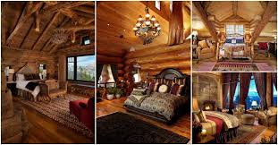 Log Home Bedrooms 17 Cozy Log Cabin Bedrooms You Wish You Could Sleep In