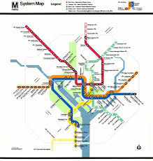 Dc Neighborhood Map Dc Metro Maps