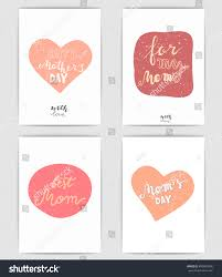 happy mothers day cards mothers day stock vector 400499500
