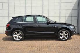 Audi Q5 62 Plate - used 2011 audi q5 2 0 tdi 143 quattro s line 5dr start stop