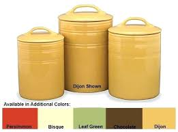 ceramic canisters for the kitchen marvelous ceramic kitchen canisters 3 kitchen canister set