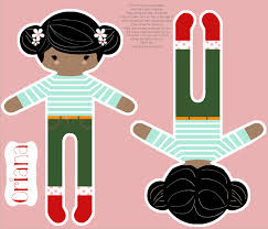 customize your own diy customize your own cut and sew doll spoonflower