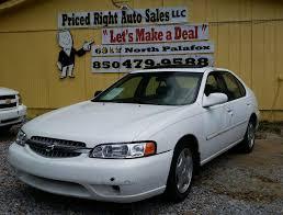 nissan altima 2005 value 2688 2000 nissan altima priced right auto sales llc used