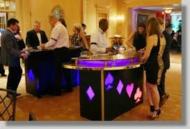 table rentals dc uniquely dc casino events production in washington dc