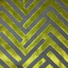 upholstery fabric ministry grass cut velvet home decor