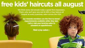 jcpenney hair salon price list mastercuts coupon haircuts 7 99 9 99 free haircuts at