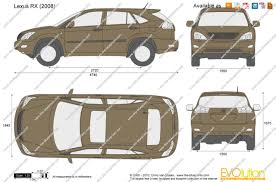 toyota harrier 2005 the blueprints com vector requests toyota harrier lexus rx330