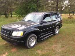 2001 ford explorer xls ford explorer sport for sale carsforsale com