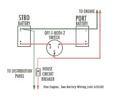 beautiful boat battery switch wiring diagram ideas images for