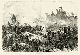 definition of siege the battle of vicksburg pitted ulysses s grant and his forces