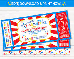 carnival birthday party carnival theme party etsy