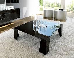Black Gloss Glass Coffee Table Square Glass Coffee Table Square Coffee Tables With The Storage